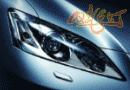 【常州晓东专业改灯】奥迪A6大灯升级定制款蓝膜海拉套装